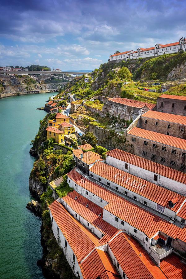 Porto Photograph - A Portrait Of Porto  by Carol Japp