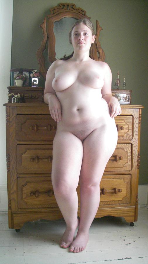Zaftig Nude Women - Naked New Girl Wallpaper-2010