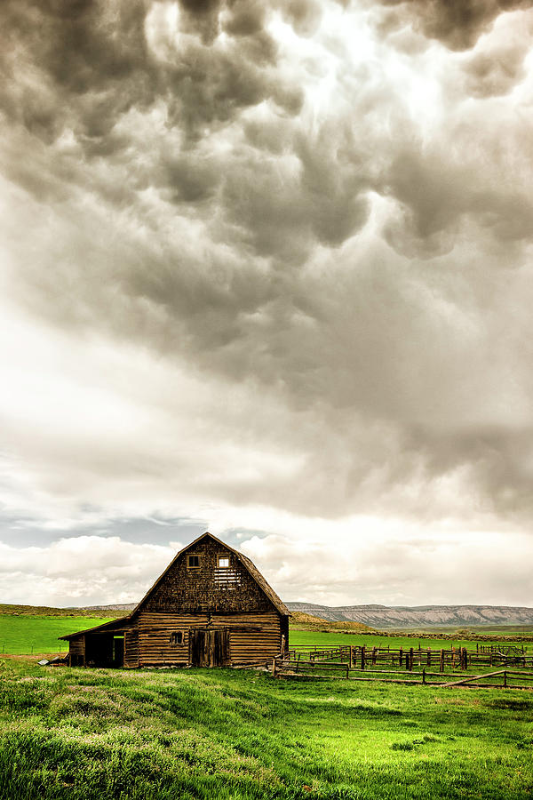 Quiet Storm Photograph - A Quiet Storm by Humboldt Street