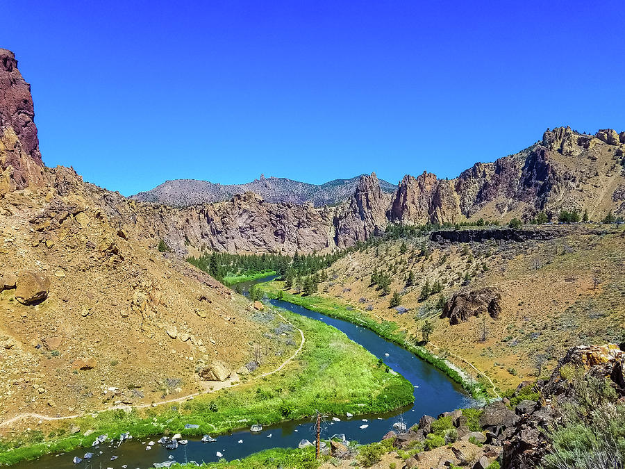 A River Runs Through Photograph