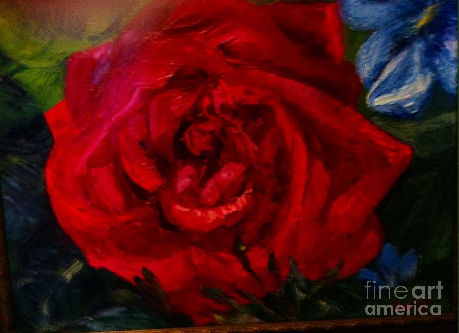 A  Rose Is by Beverly Boulet