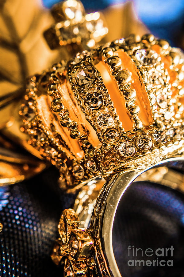 Crown Photograph - A Royal Engagement by Jorgo Photography - Wall Art Gallery