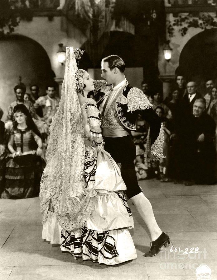 Rudolph Valentino Photograph - A Sainted Devil Rudolph Valentino 1924 by Sad Hill - Bizarre Los Angeles Archive