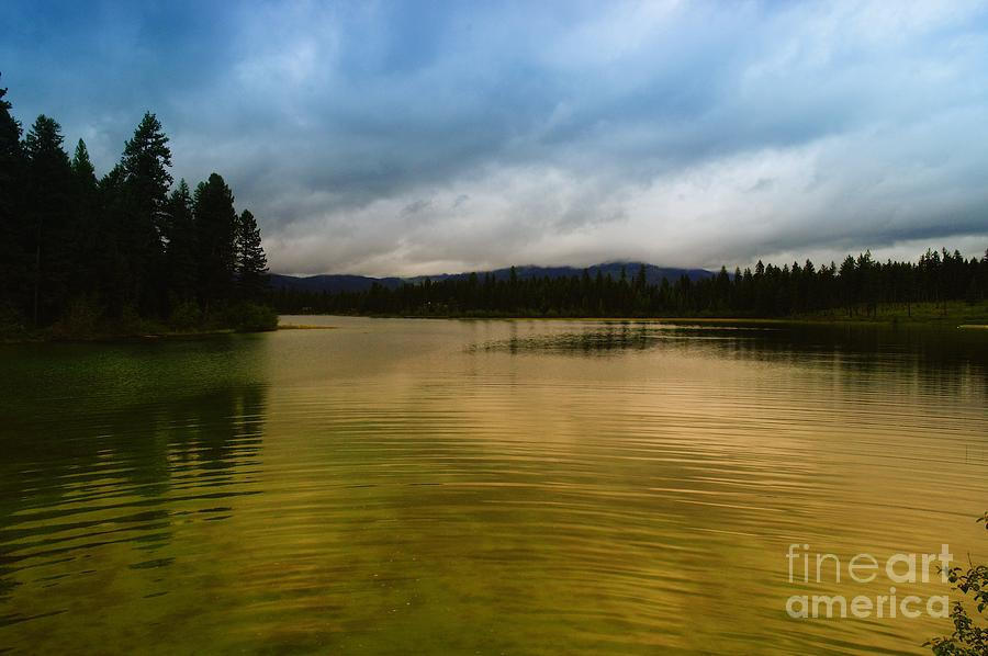 Water Photograph - A Small Peice Of Paradise by Jeff Swan