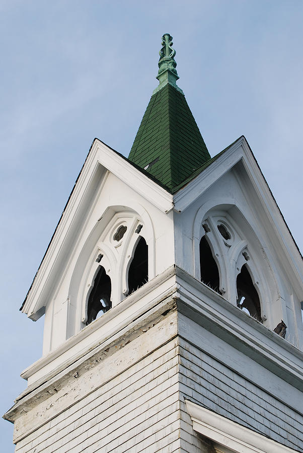 Building Photograph - A-Spire-ing by Mark Wiley