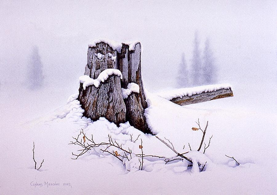 Spiritual Painting - A Spiritual Experience by Conrad Mieschke