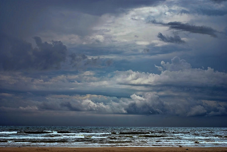 Storm Photograph - A Storm is Coming by Brian Kinney