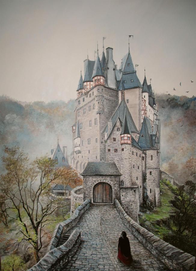 A story at Eltz Castle by Sorin Apostolescu