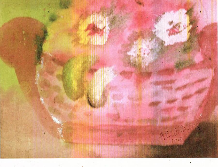 Soft Painting - A Tisket A Tasket by Anne-Elizabeth Whiteway