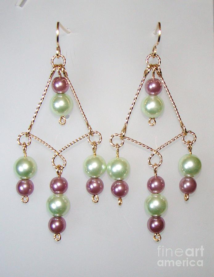 Jewelry Jewelry - A Touch Of Spring by JoLen Confer