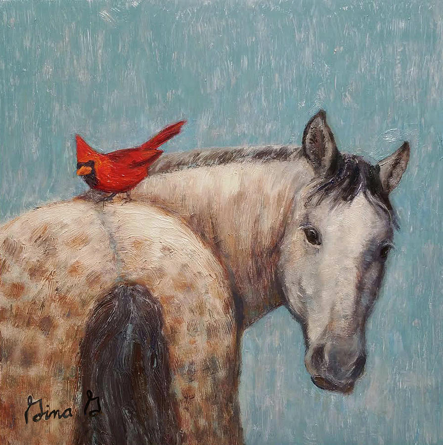 A Warm Ride by Gina Grundemann