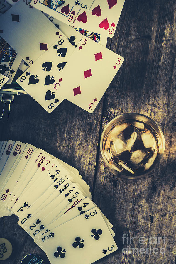 Whiskey Photograph - A Whisky Bet by Jorgo Photography - Wall Art Gallery