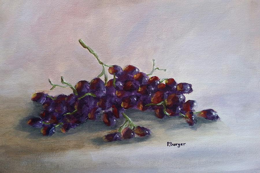 Still Life Painting - A Whole Bunch by Pamela Burger