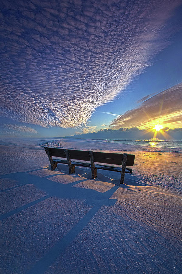 Journey Photograph - A Whole World In Front Of Us by Phil Koch