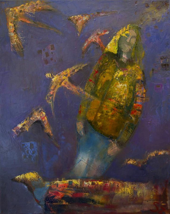 A wisper of wings by Suzy Norris