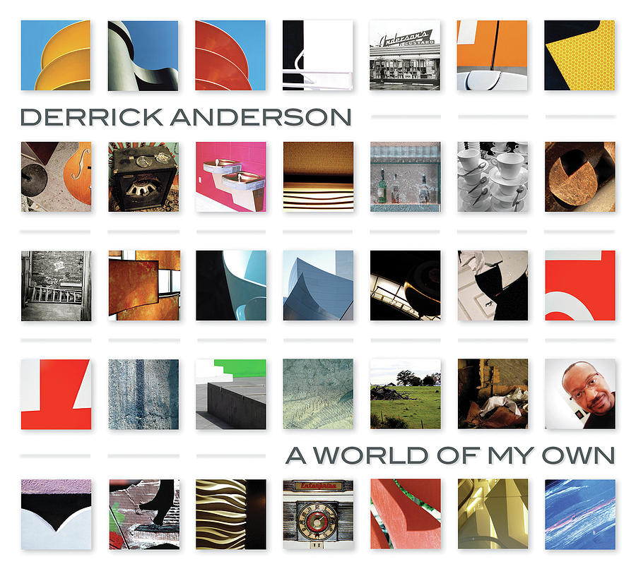A World Of My Own Photograph by Derrick Anderson