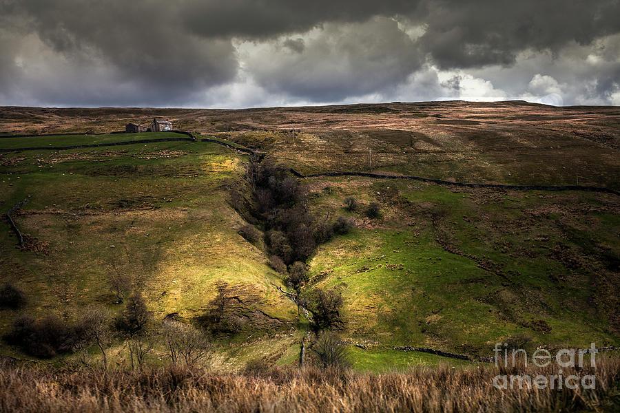A Yorkshire Gorge Photograph