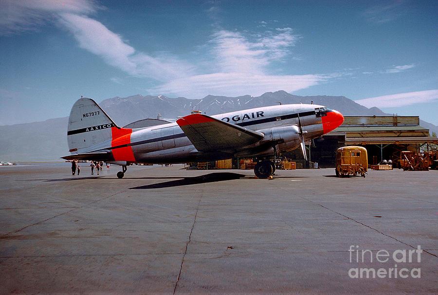 Aaxico Ch 28 Logair Curtiss C 46 Commando N67977