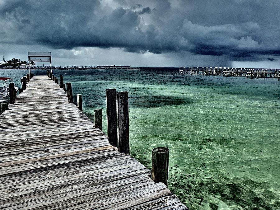 Caribbean Photograph - Abaco Islands, Bahamas by Cindy Ross