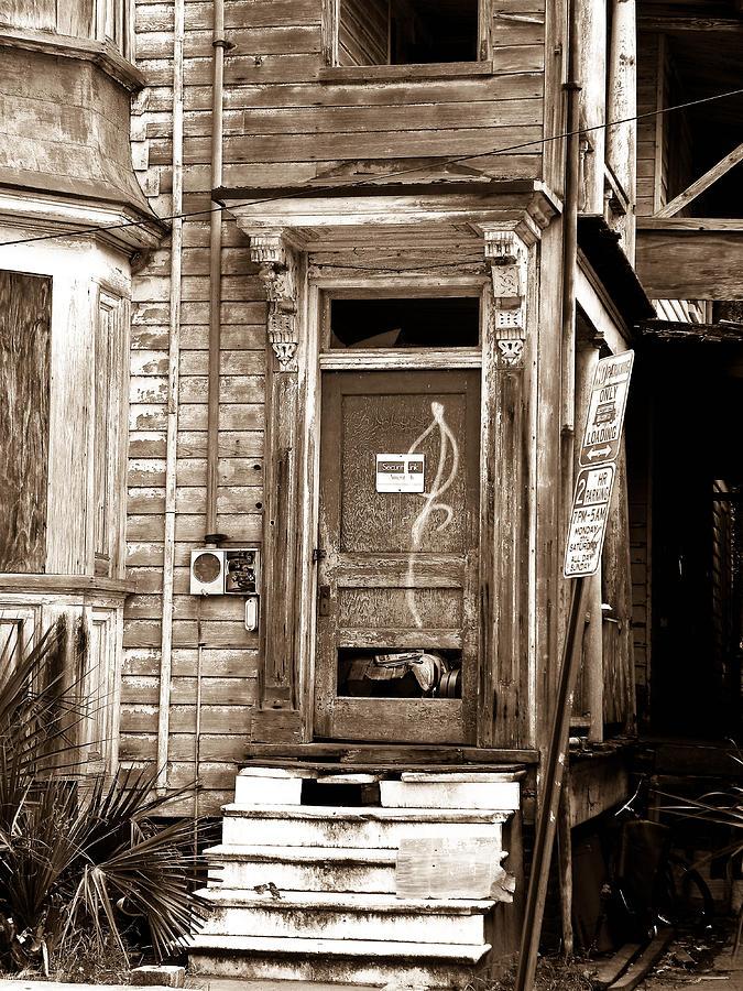 Charleston Photograph - Abandoned 1 by Melissa Wyatt