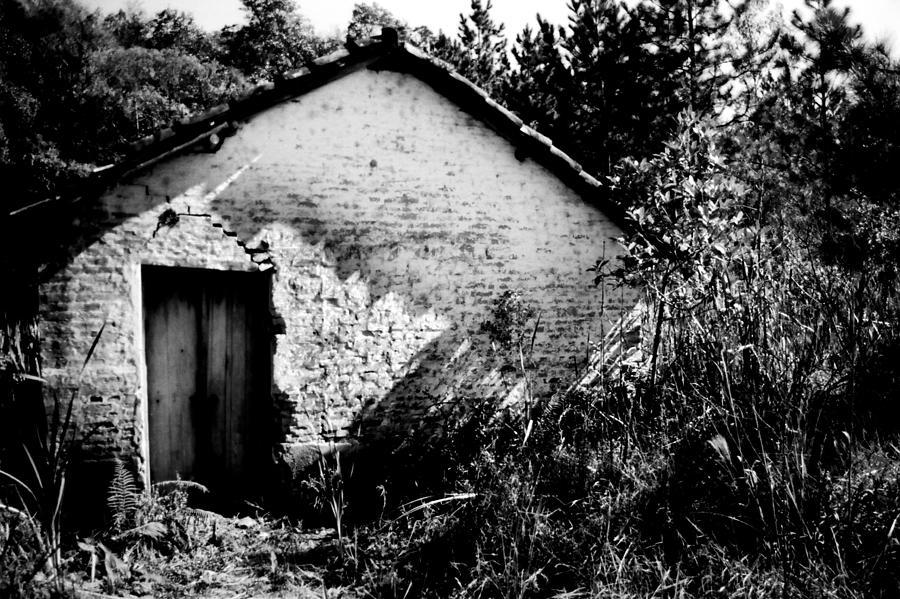 House Photograph - Abandoned by Amarildo Correa