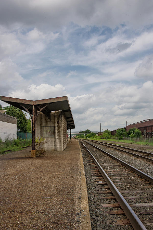 Abandoned Photograph - Abandoned Depot by Lindy Grasser