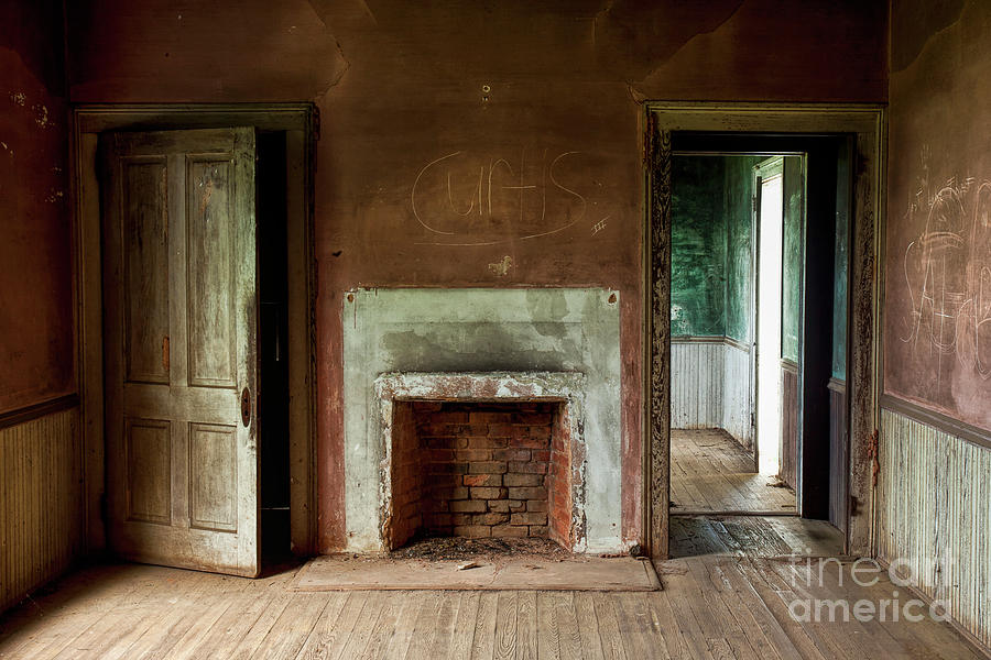 Outdoor Photograph - Abandoned  by Linda D Lester
