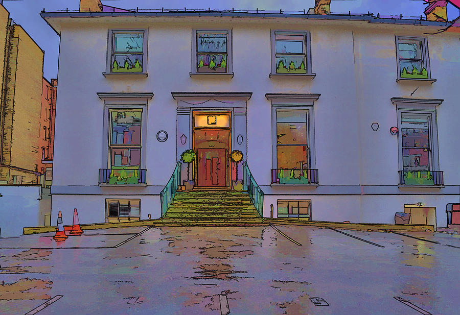 Abbey Road Studios Photograph - Abbey Road Recording Studios by Chris Thaxter