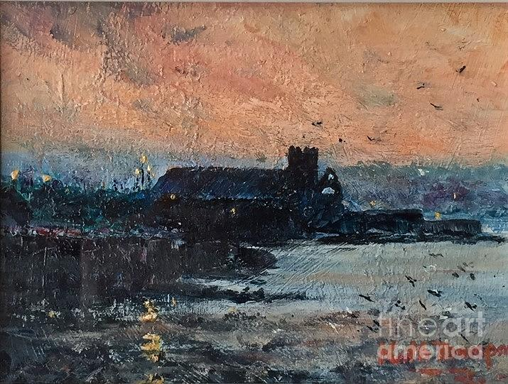 Abbeyside Church, Dungarvan, County Waterford by Keith Thompson