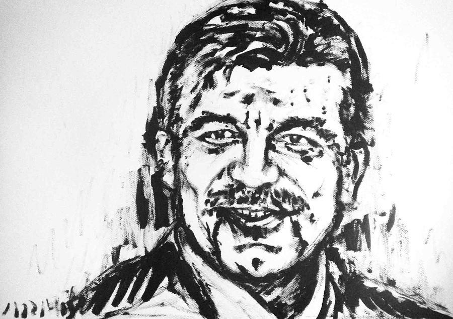 Abdullah Gul - Turkey Painting by Alireza Mobtaker