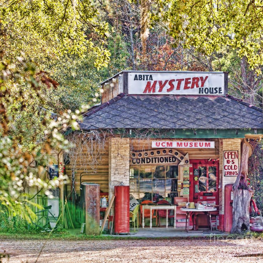 Mystery Photograph - Abita Mystery House by Scott Pellegrin