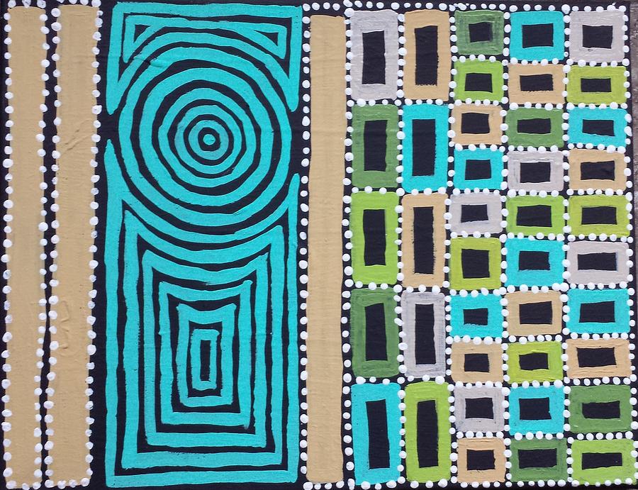 Aboriginal #2 by Elise Boam