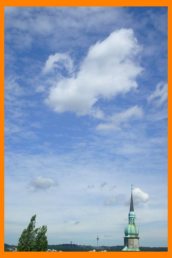 Reality Photograph - About Reaching The Sky by Allen Rybo