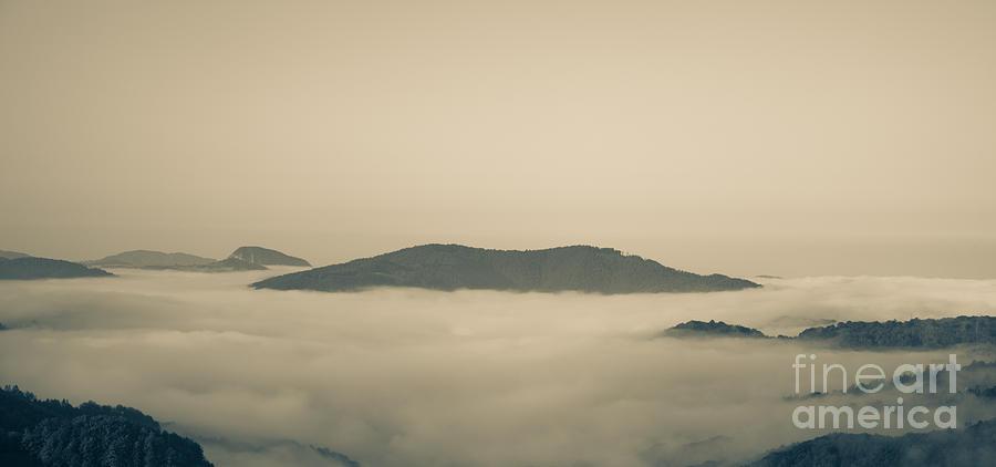 Apuseni Photograph - Above Everything by Gabriela Insuratelu