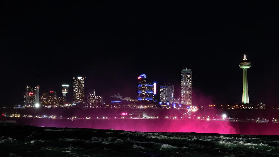 Usa Photograph - Above Niagara by Framing Places