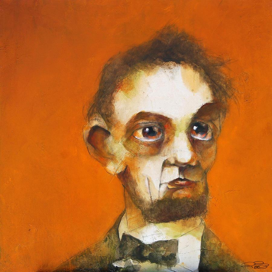 Abraham Painting - Abraham by Kurt Riemersma