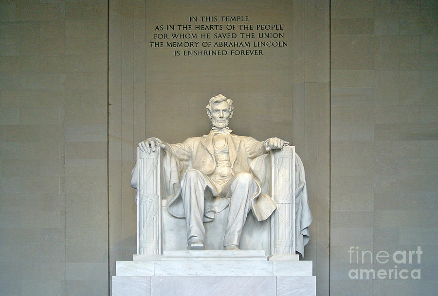 Abraham Lincoln Statue by Tom Doud