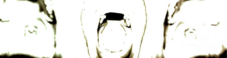Abstract Digital Art - Absorcion  by Enrique  Soldevilla F