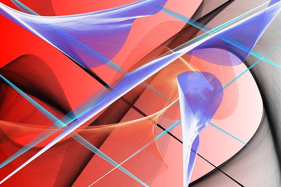 abstract 0518-02 by David Lane