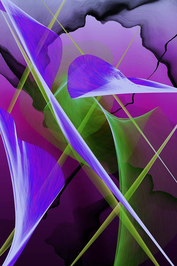 abstract 0518-03 by David Lane
