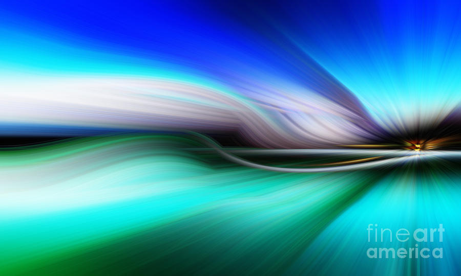 Love Photograph - Abstract 0902 M by Howard Roberts