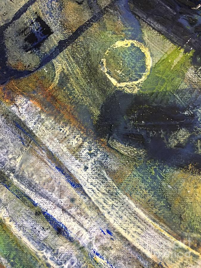 Abstract 22.2 Painting by Shelley Graham Turner