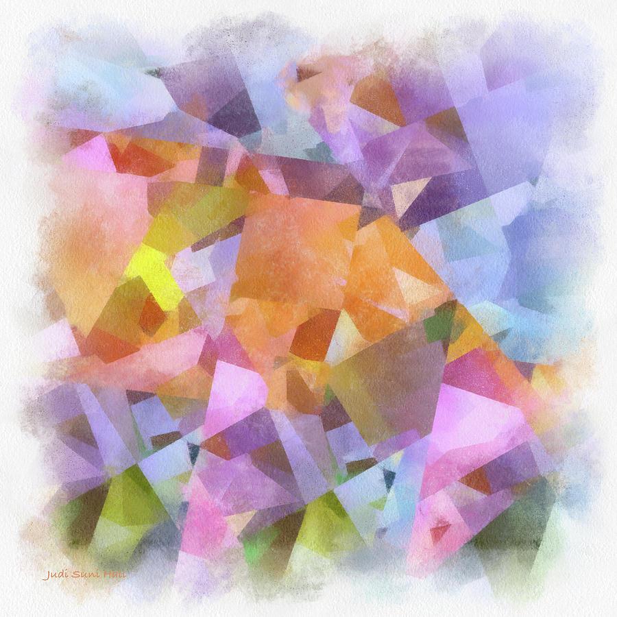 Abstract 394 by Judi Suni Hall