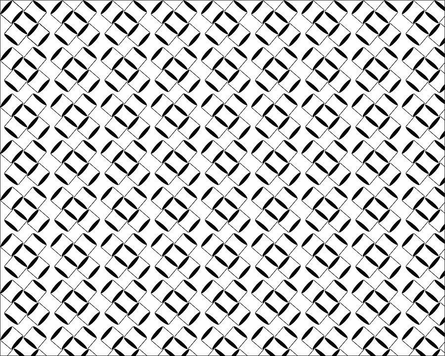 abstract 3d circle patterns digital art by kayode fashola