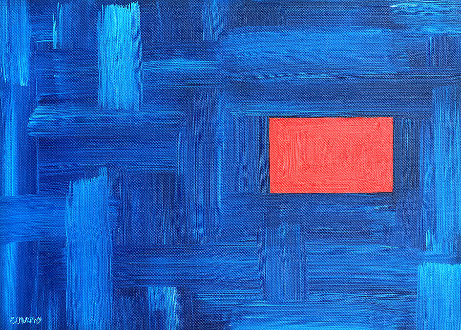 Abstract Painting - Abstract 443 by Patrick J Murphy