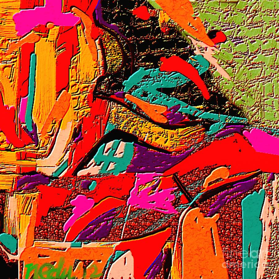 Paintings Painting - Abstract 508 by Nedunseralathan R