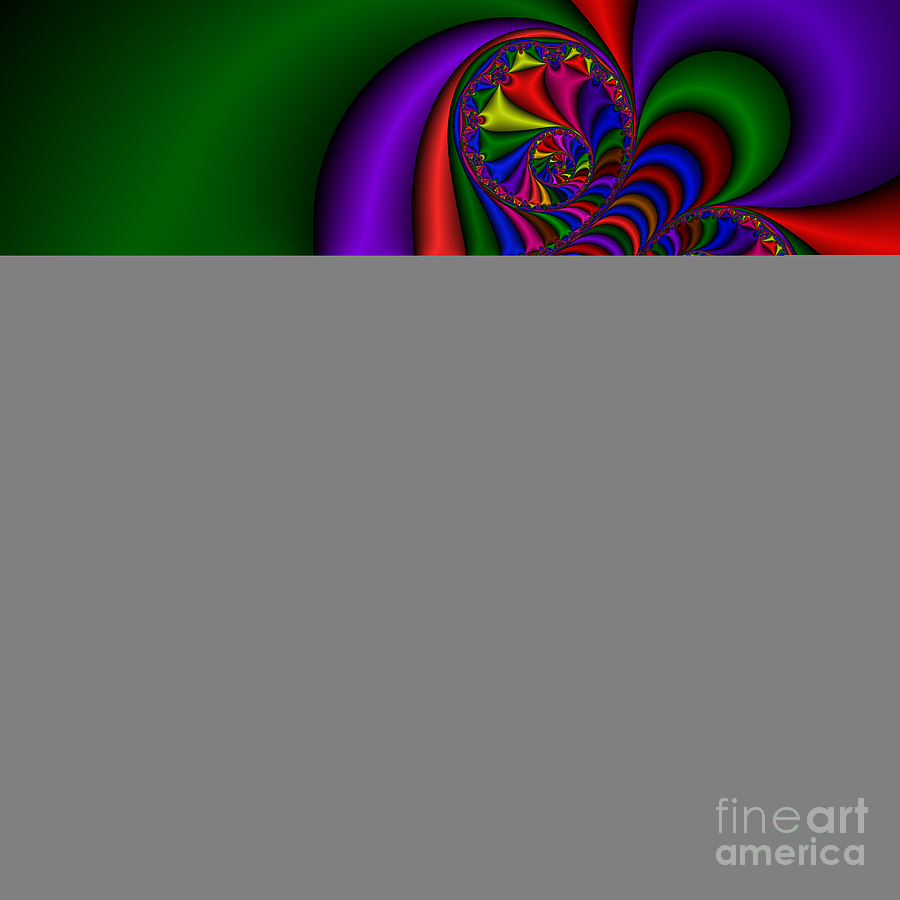 Abstract Digital Art - Abstract 510 by Rolf Bertram