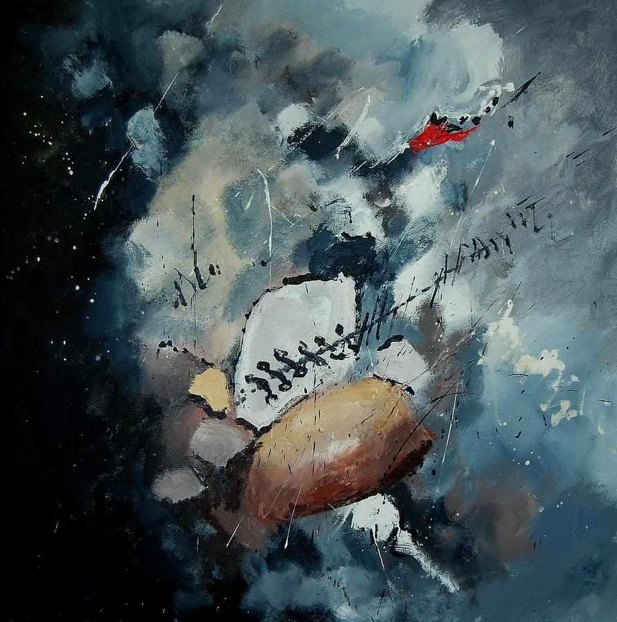 Abstract Painting - Abstract 55902192 by Pol Ledent