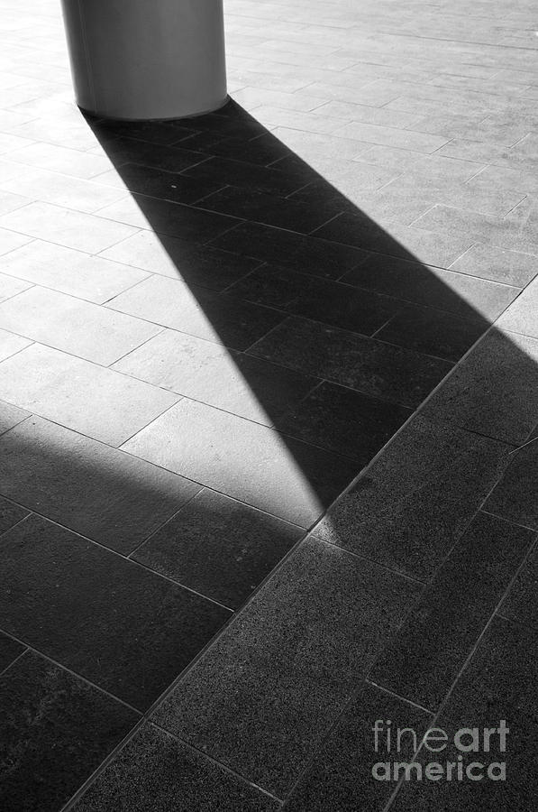 Shadow Photograph - Abstract Architectural Shadows by Emilio Lovisa