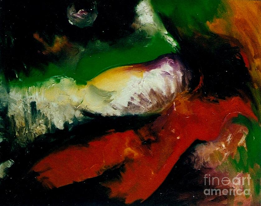Modern Painting - Abstract Collection 4 by David Simon